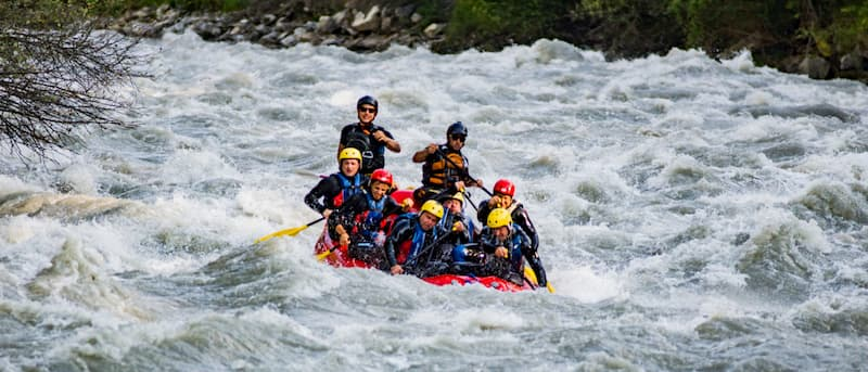 Rafting - Team Building