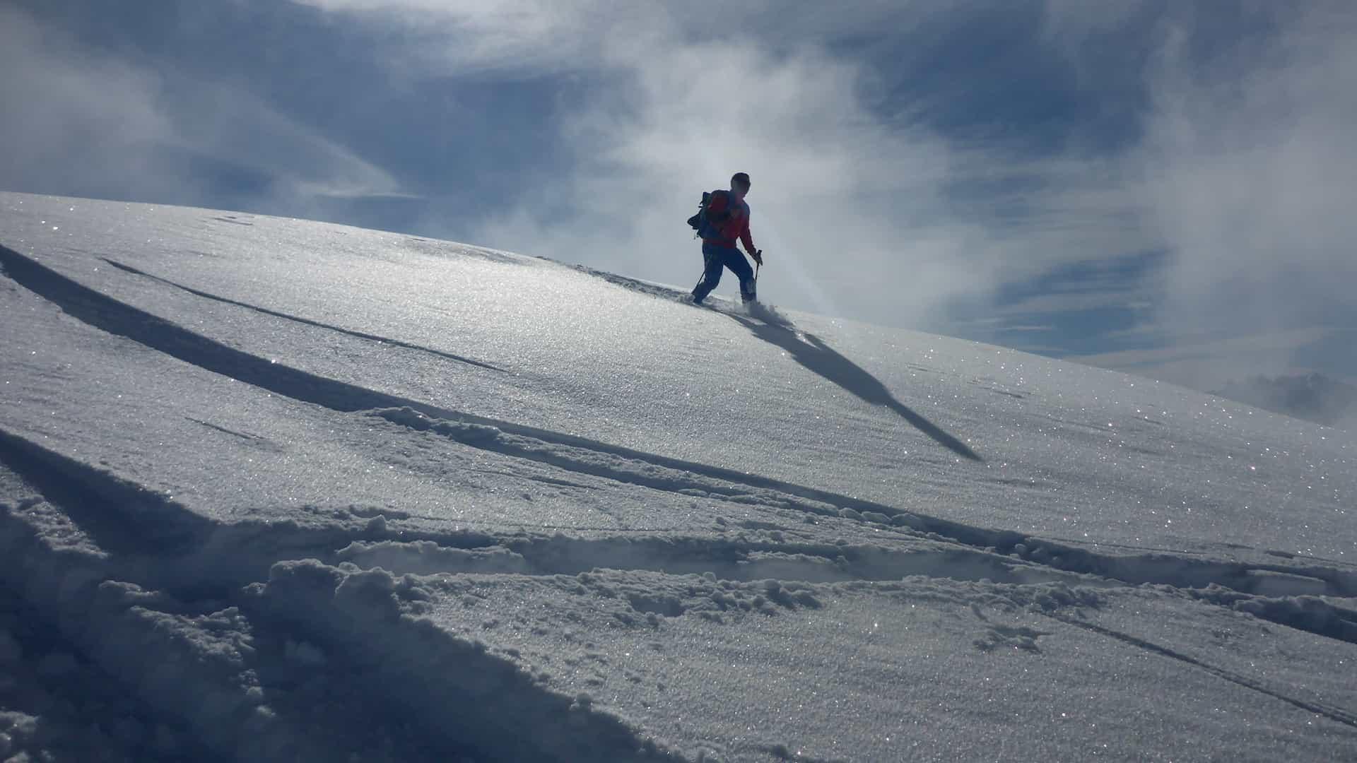 Schneeschuhwanderung im Montafon