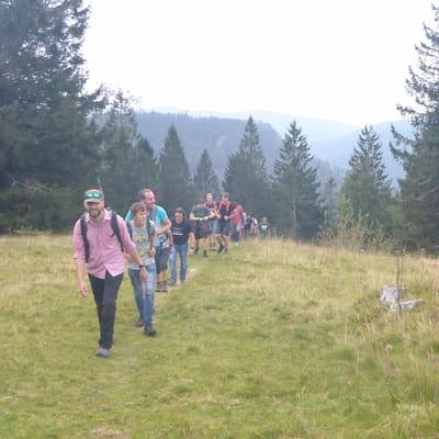 Wanderung Feldberg