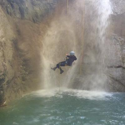 Canyoning Dornbirn
