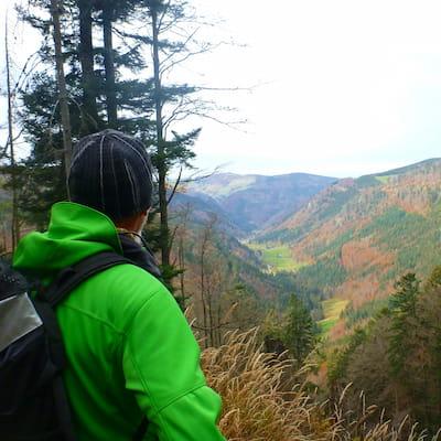 Wanderung Alpiner Pfad